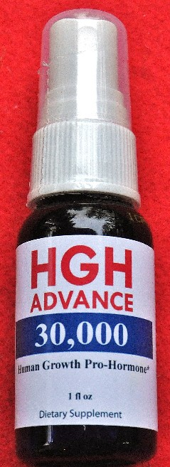 hgh spray