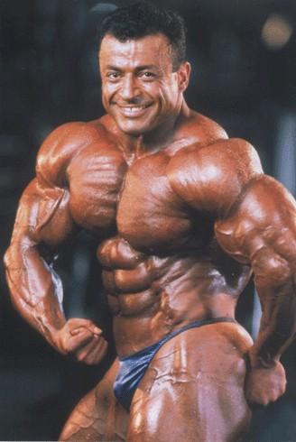 Mustafa Mohammad Bodybuilder  Mustafa